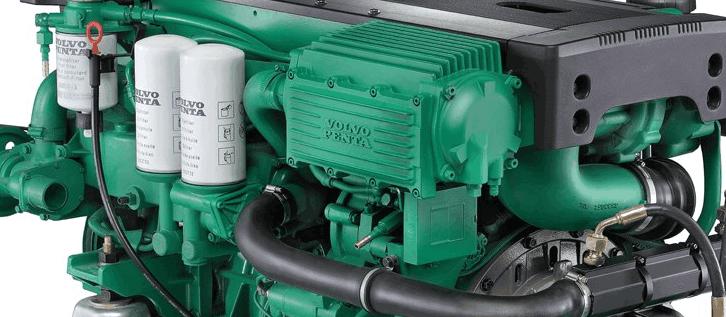 Spare parts for Volvo Penta®