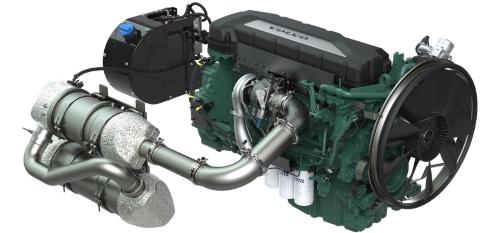 Ricambi per motori marini ed industriali Volvo Penta®